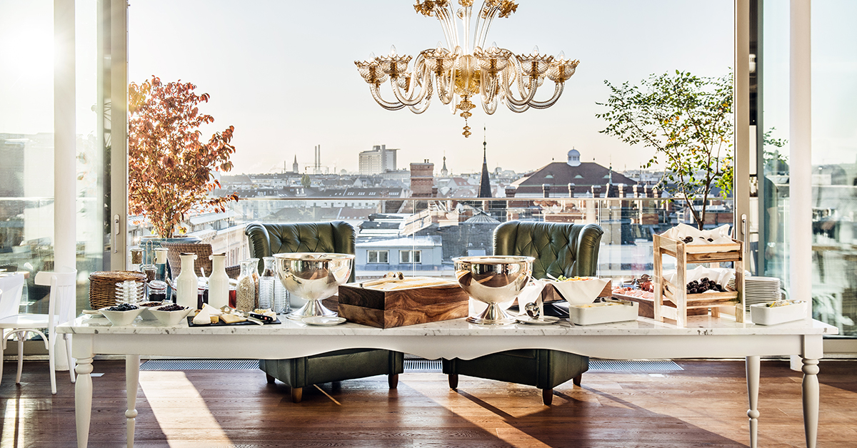 kulinarik grand ferdinand wien. Black Bedroom Furniture Sets. Home Design Ideas