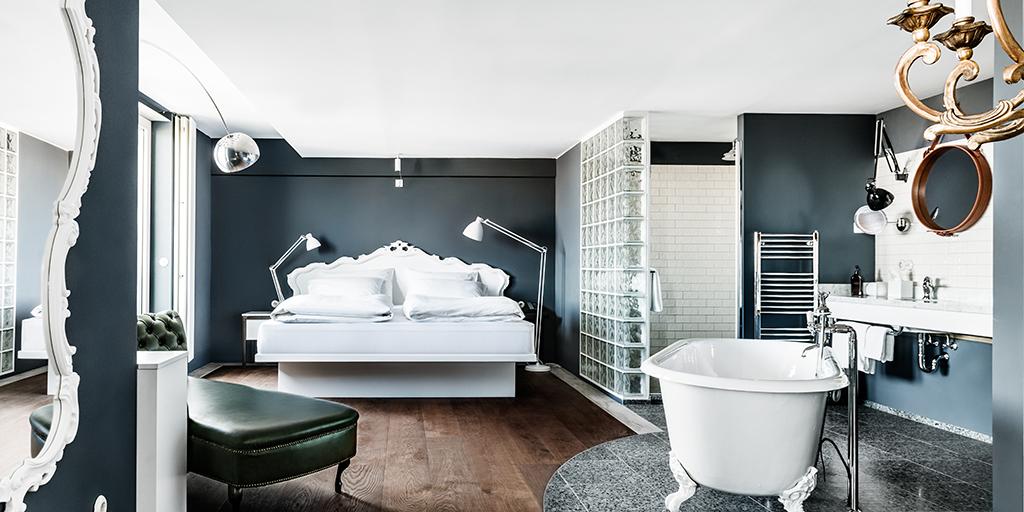 Suiten grand ferdinand for Boutique hotel vienne